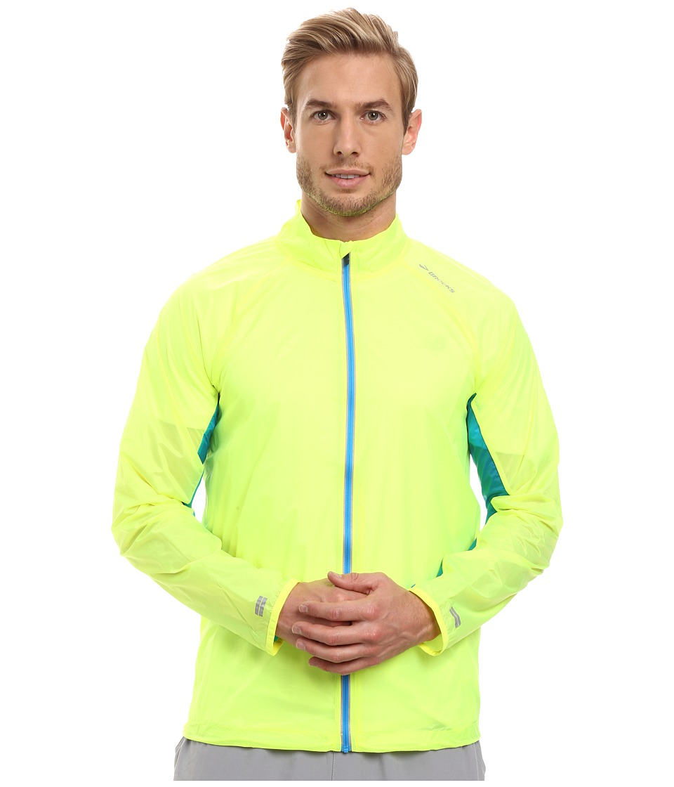 Brooks - LSD Jacket (Nightlife/Ultra Blue) Men's Coat