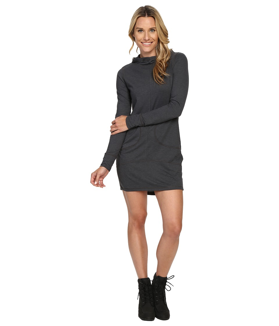 The North Face Hooded FlashDry Dress (TNF Dark Grey Heather (Prior Season)) Women