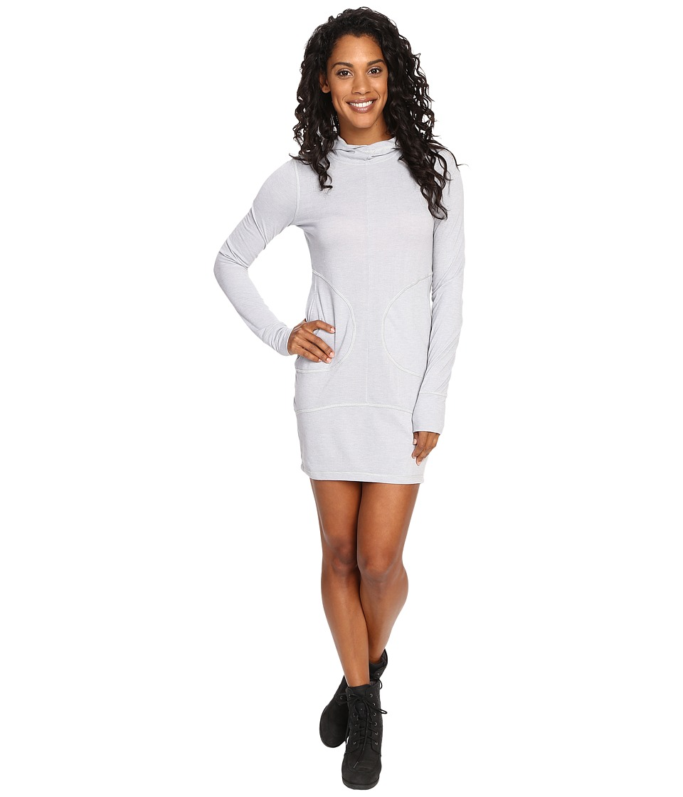 The North Face Hooded FlashDry Dress (TNF Light Grey Heather (Prior Season)) Women