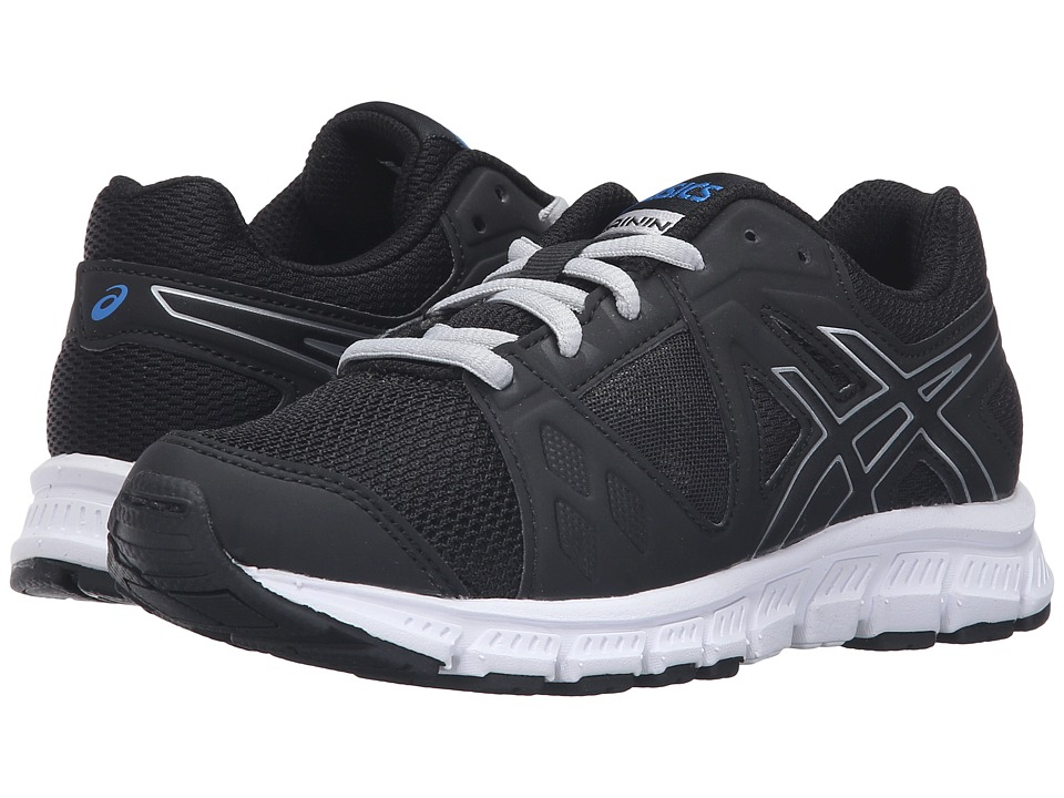 ASICS Kids Gel-Craze TR 3 GS (Little Kid/Big Kid) (Onyx/Black/White) Boys Shoes