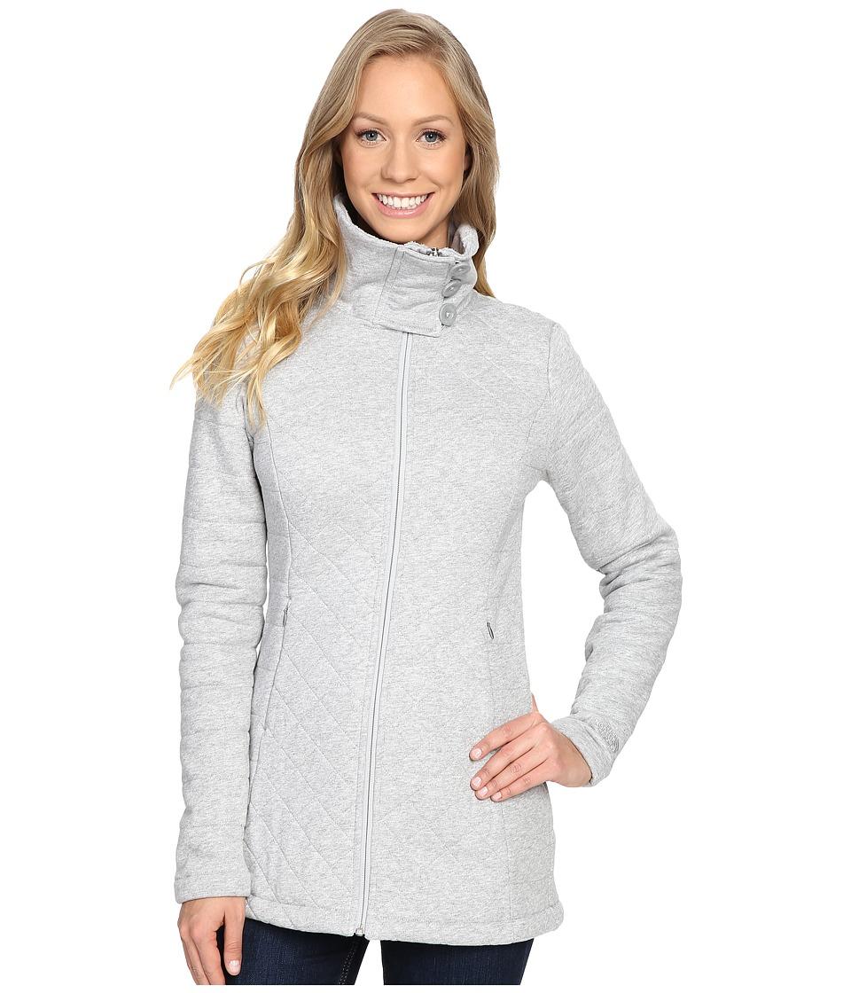 The North Face Caroluna Jacket (TNF Light Grey Heather (Prior Season)) Women