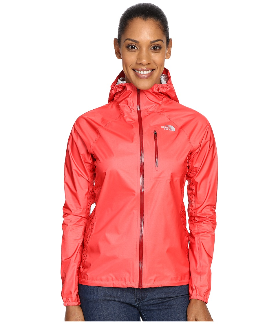 The North Face - Flight Series Fuse Jacket (Melon Red) Women's Coat