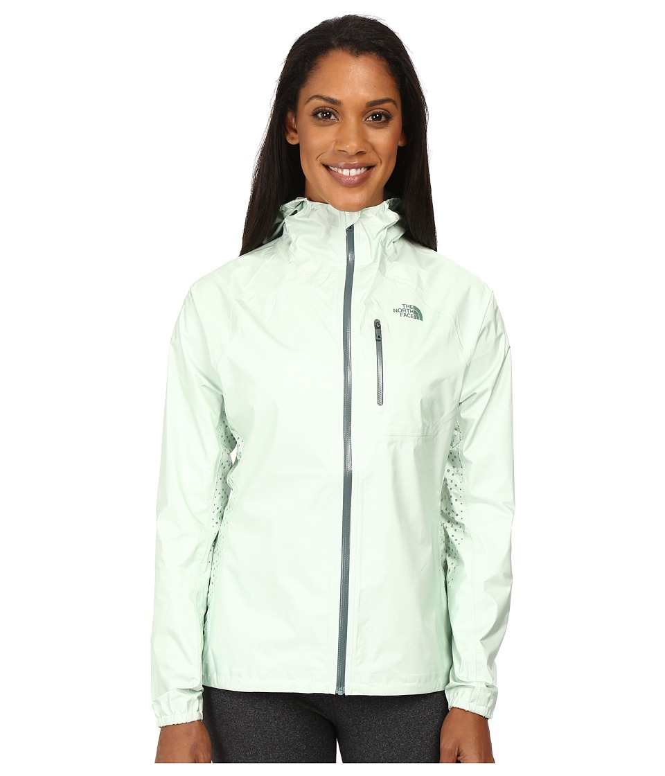 The North Face - Flight Series Fuse Jacket (Subtle Green) Women's Coat