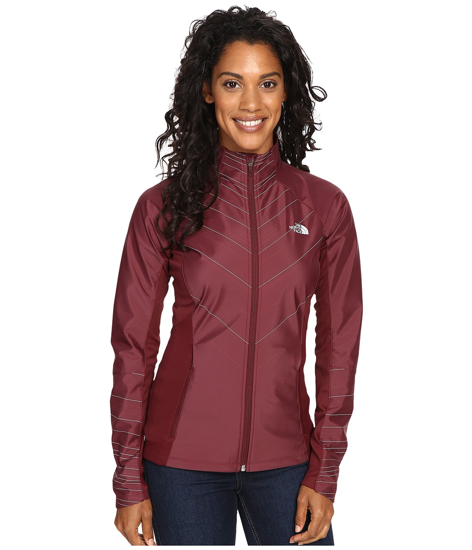 The North Face - Isotherm Jacket (Deep Garnet Red) Women's Coat