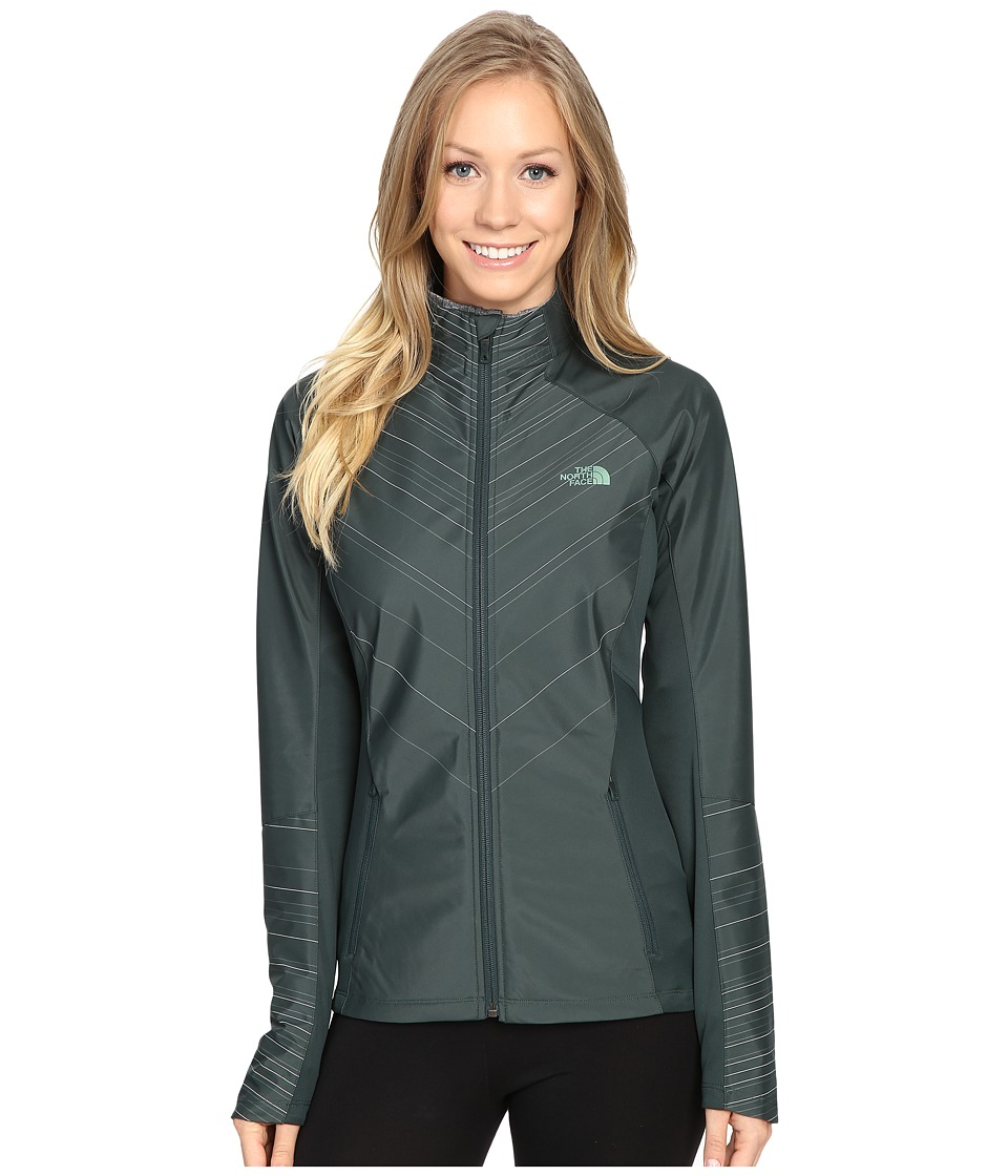 The North Face - Isotherm Jacket (Darkest Spruce) Women's Coat