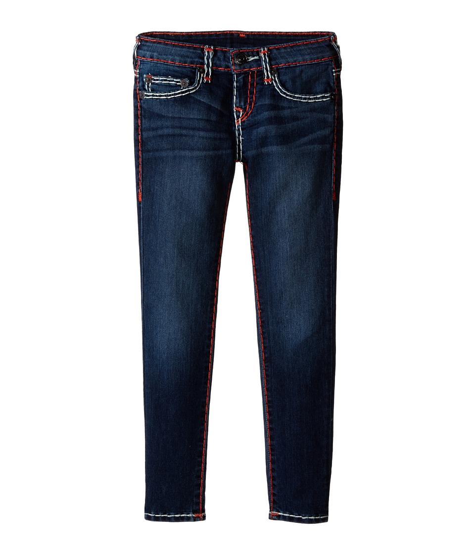 True Religion Kids - Stella Super T Jeans in Night Sky (Big Kids) (Night Sky) Girl's Jeans