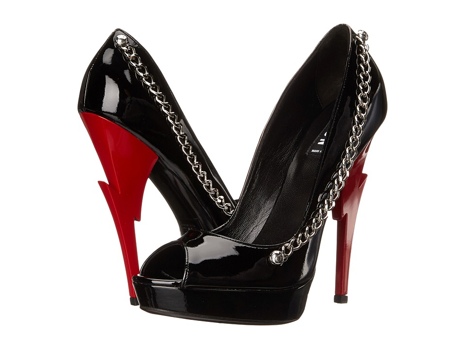 DSQUARED2 W15B301 (Black) High Heels