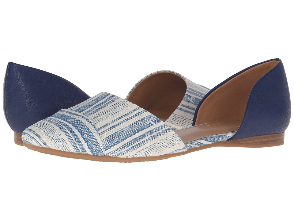 Tommy Hilfiger - Naree 2 (Blue Multi Stripe) Women's Shoes