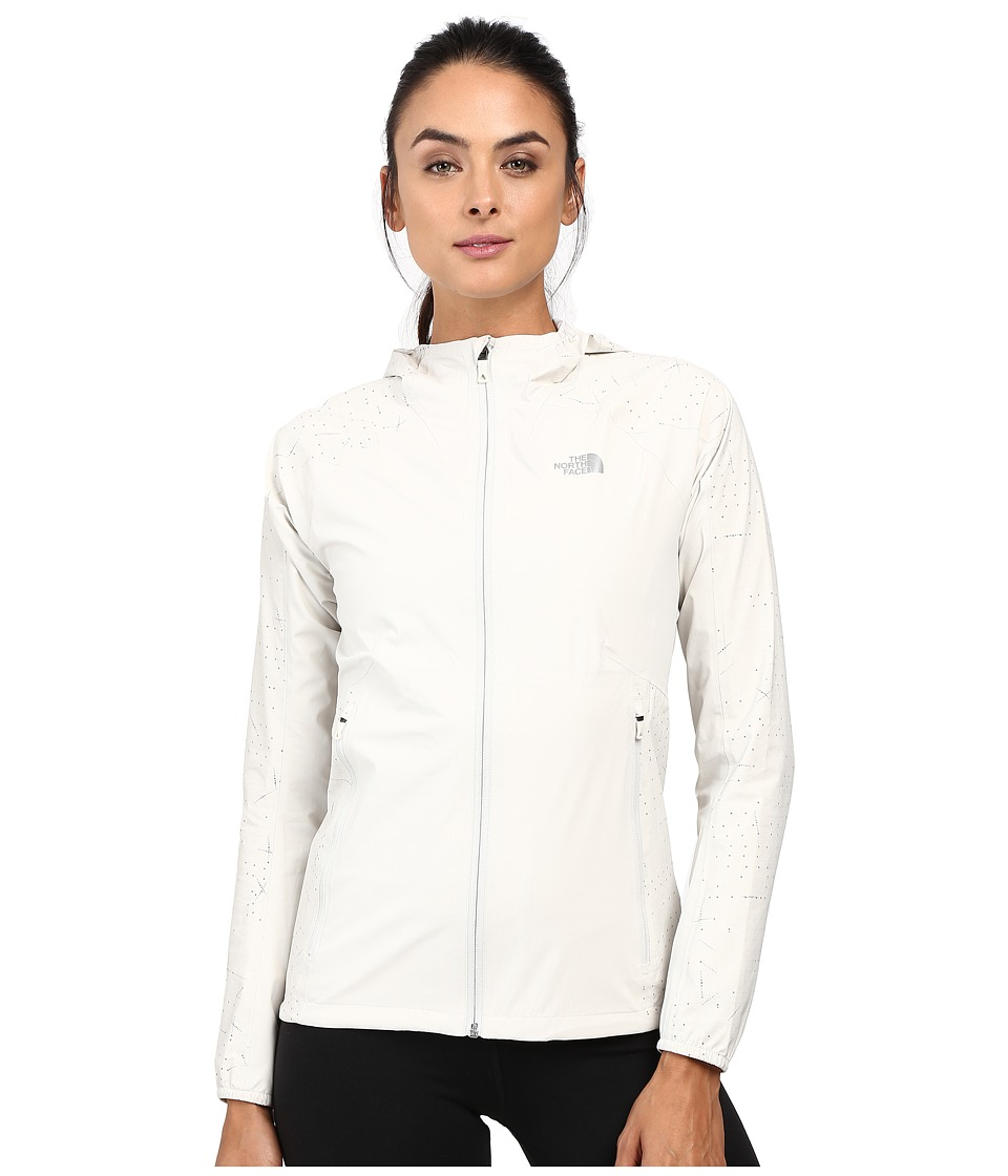 The North Face - Stormy Trail Jacket (Moonlight Ivory) Women's Jacket