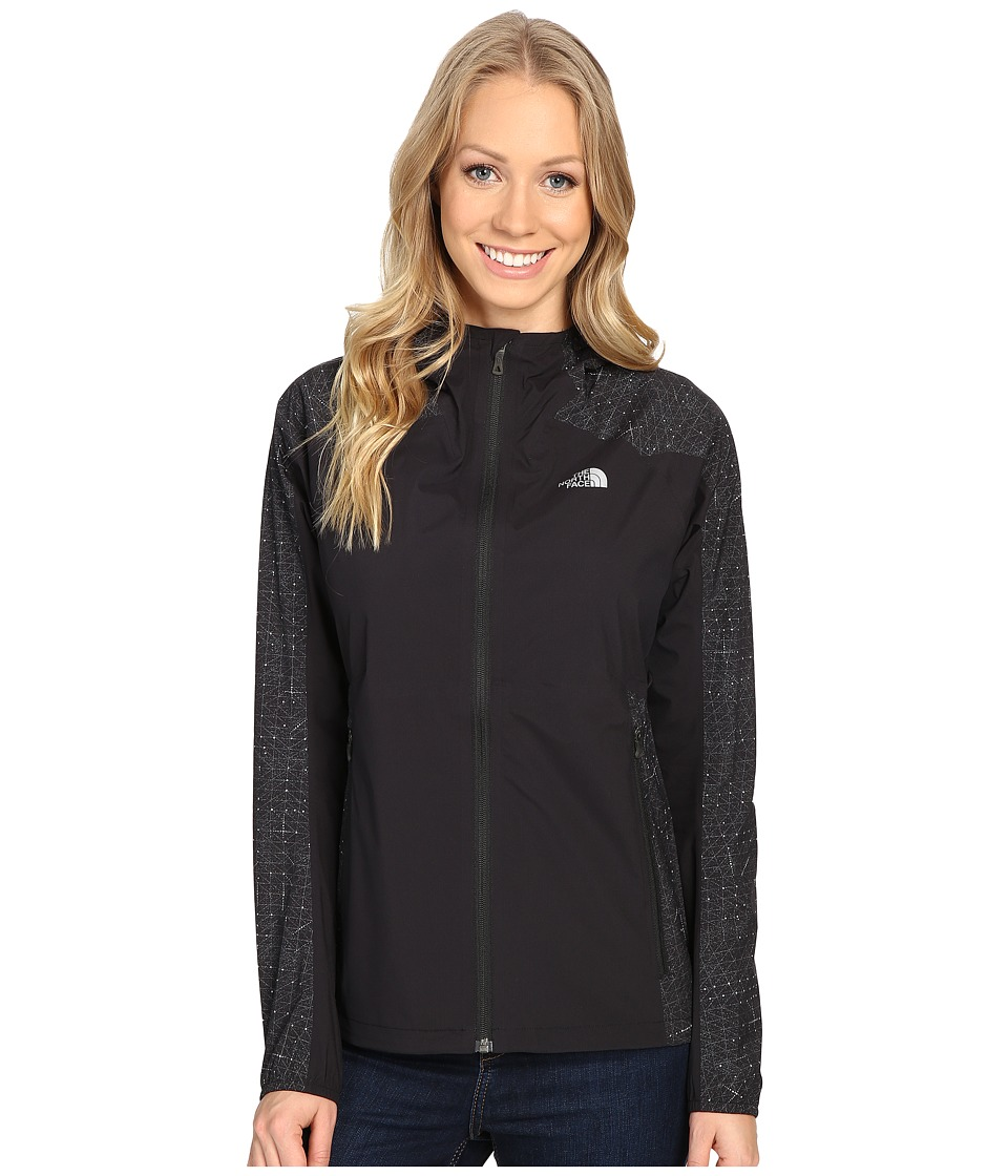 The North Face - Stormy Trail Jacket (TNF Black) Women's Jacket