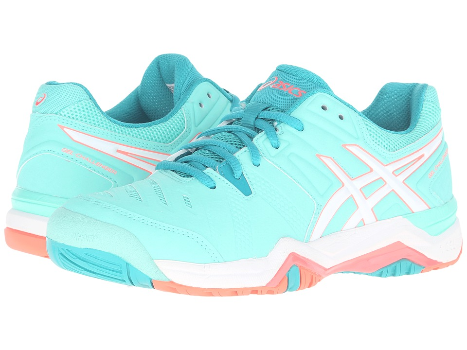 ASICS - GEL-Challenger 10 (Cockatoo/White/Flash Coral) Women's Shoes