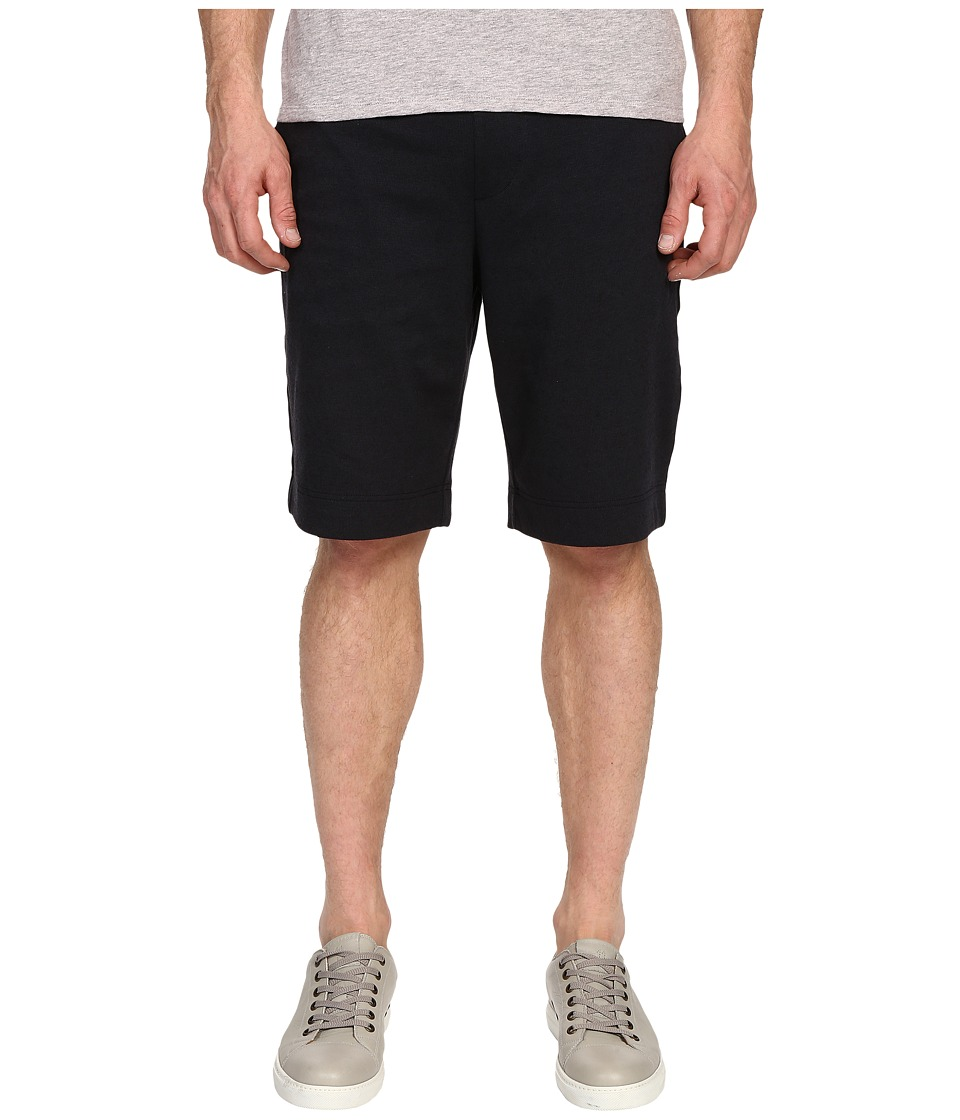 Vince - Double Knit Pull-On Shorts (Heather Coastal) Men's Shorts