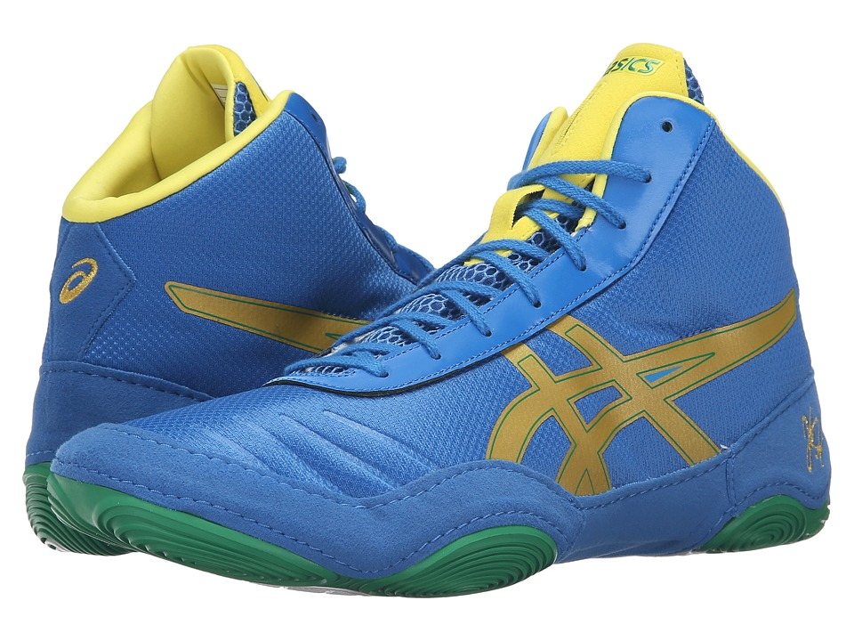 ASICS JB Elite V2.0 (Classic Blue/Rich Gold/Sun) Men