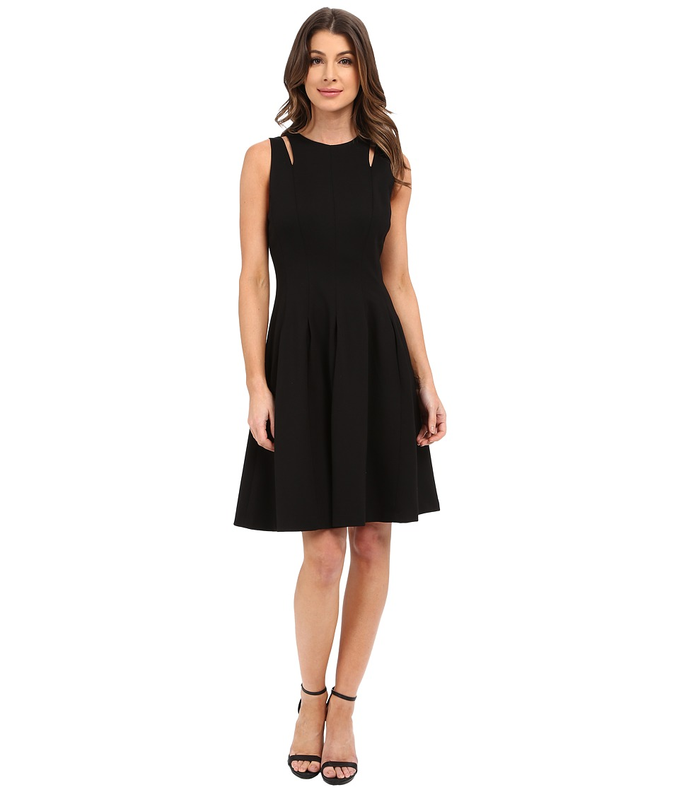 CATHERINE Catherine Malandrino - Erika Dress (Black) Women's Dress