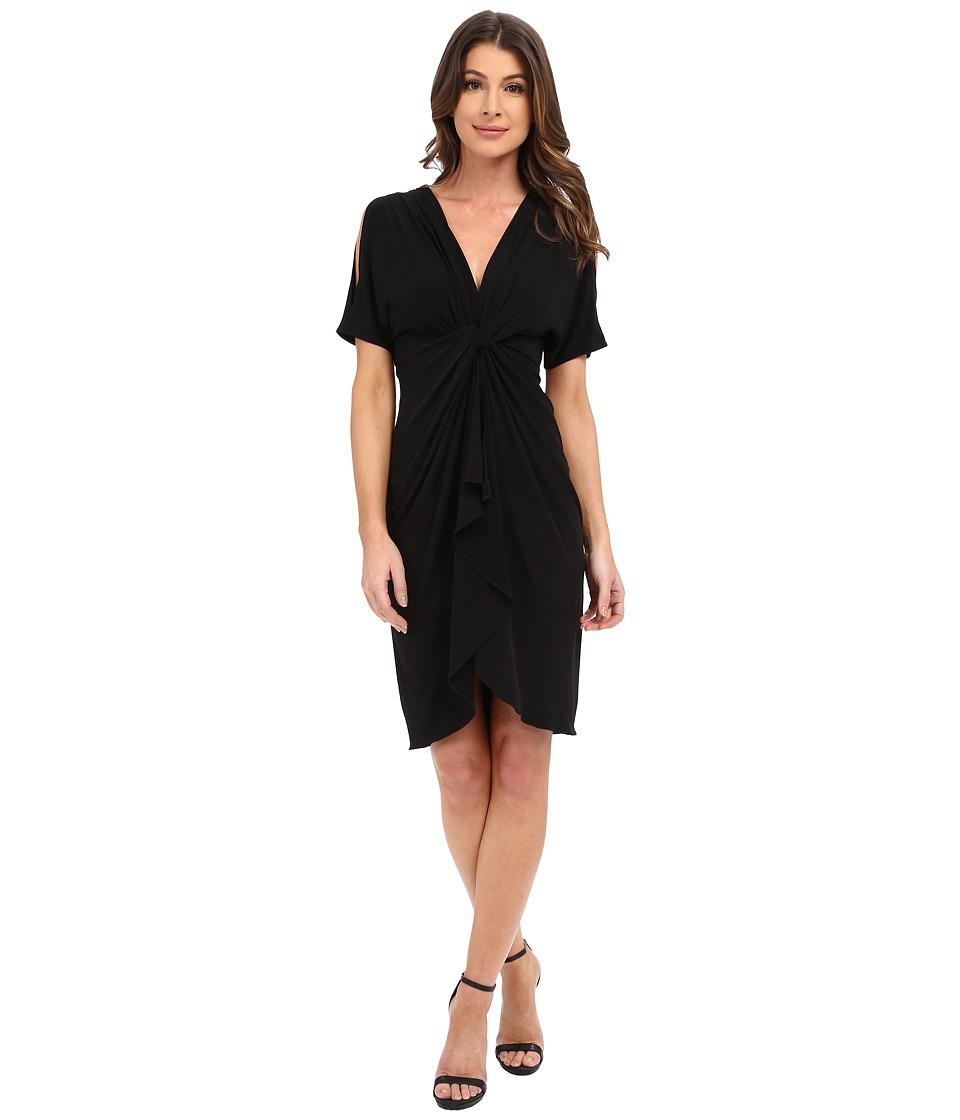 CATHERINE Catherine Malandrino - Emily Dress (Black) Women's Dress