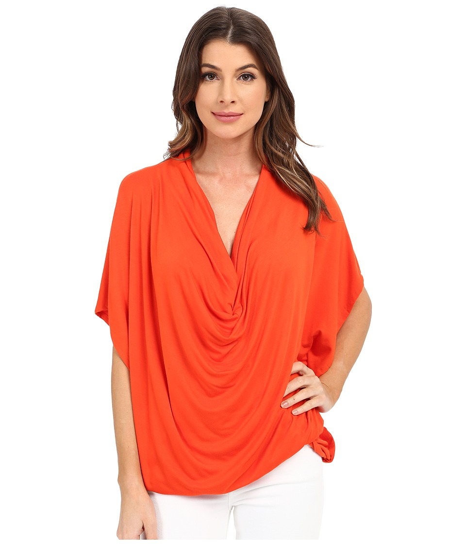 CATHERINE Catherine Malandrino - Pearce Top (Fire Poppy) Women's Blouse