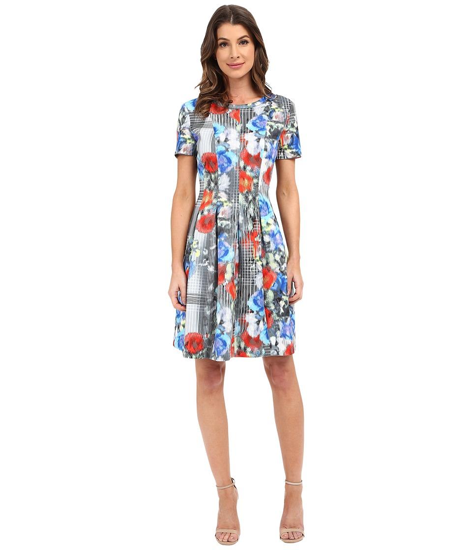 CATHERINE Catherine Malandrino - Vondie Dress (All Over Floral) Women's Dress