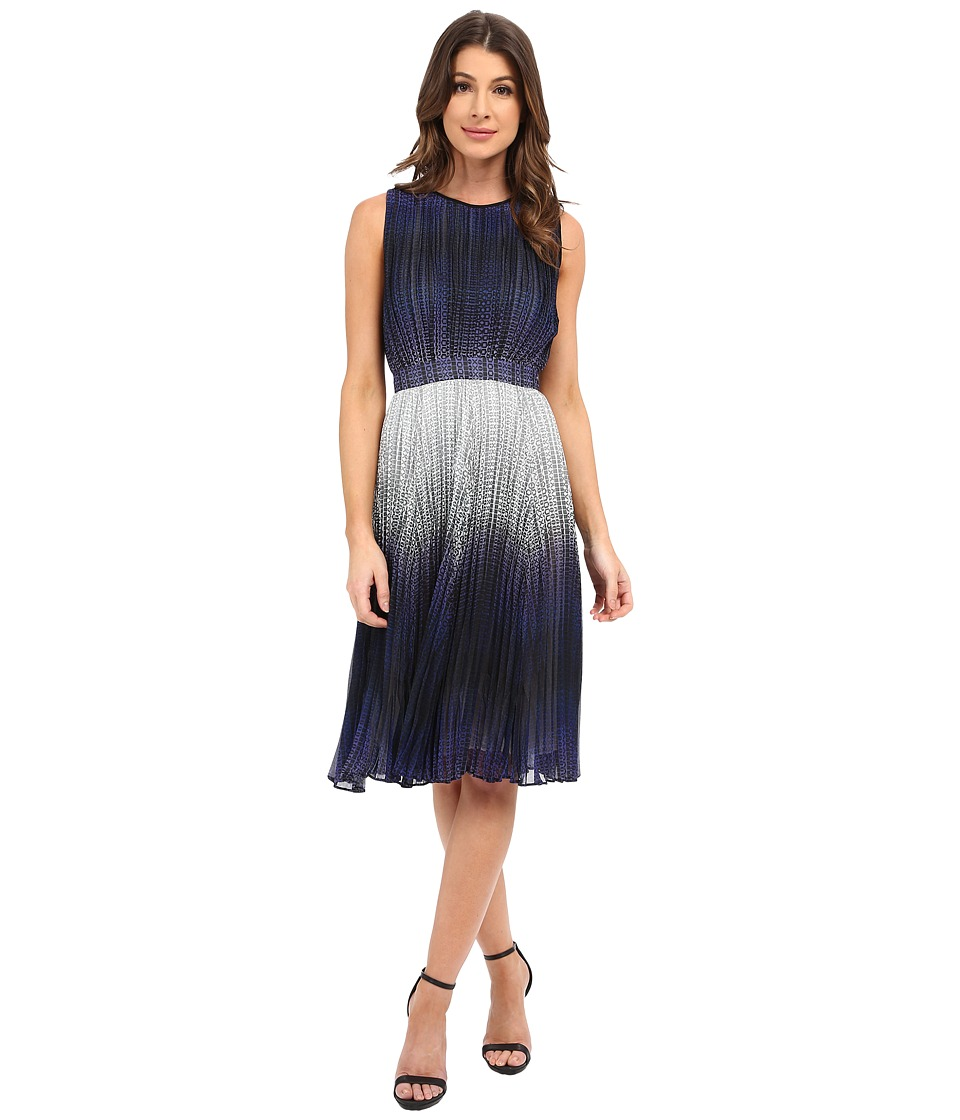 CATHERINE Catherine Malandrino - Desree Dress (Ombre Geo) Women's Dress