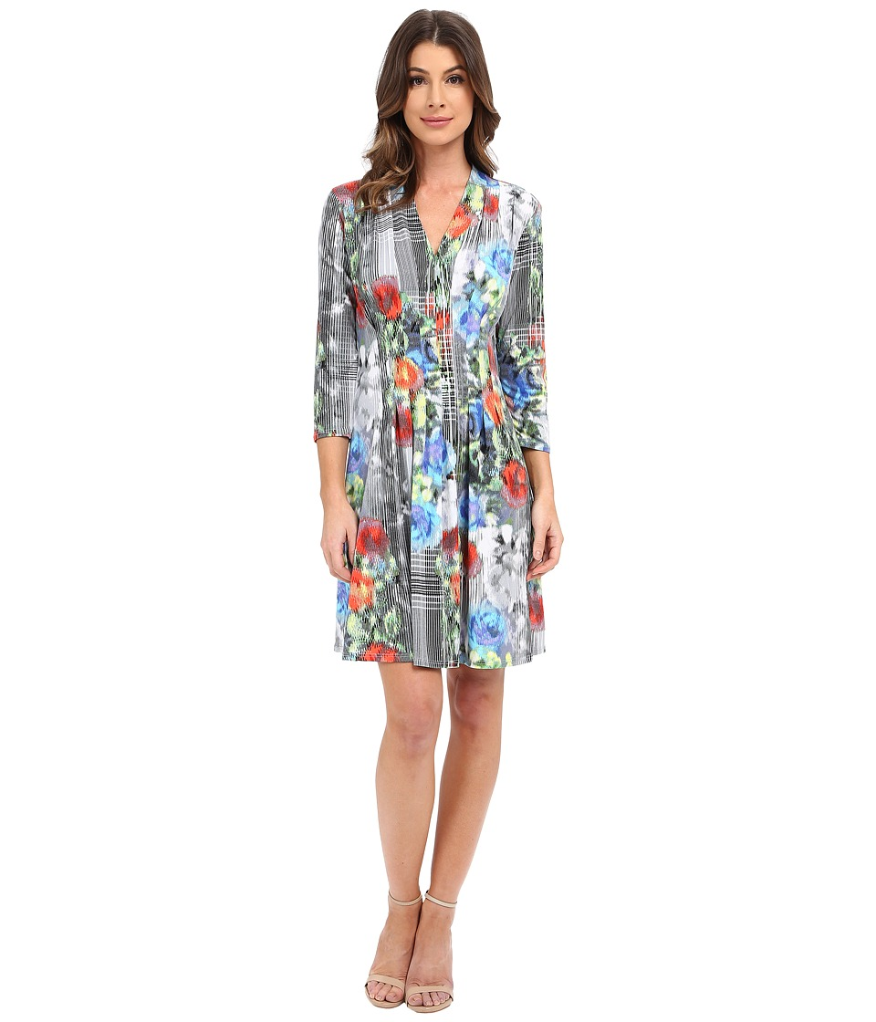 CATHERINE Catherine Malandrino - Tinka Dress (All Over Floral) Women's Dress