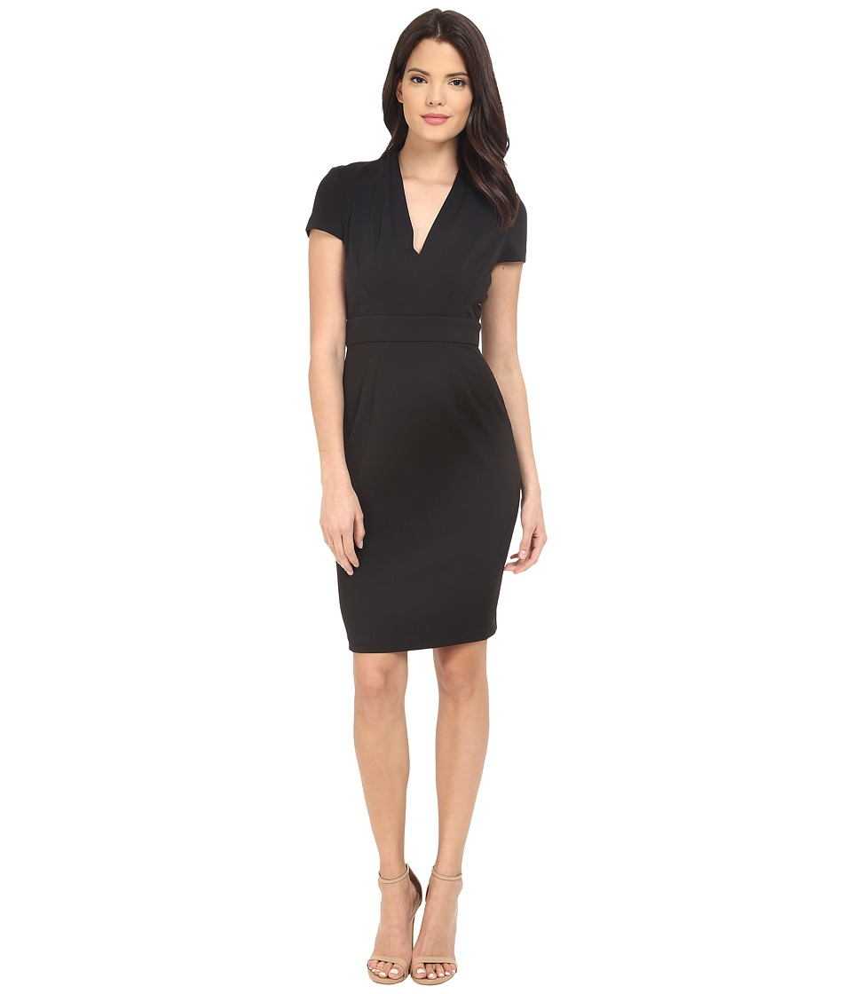 CATHERINE Catherine Malandrino - Dale Dress (Black) Women's Dress