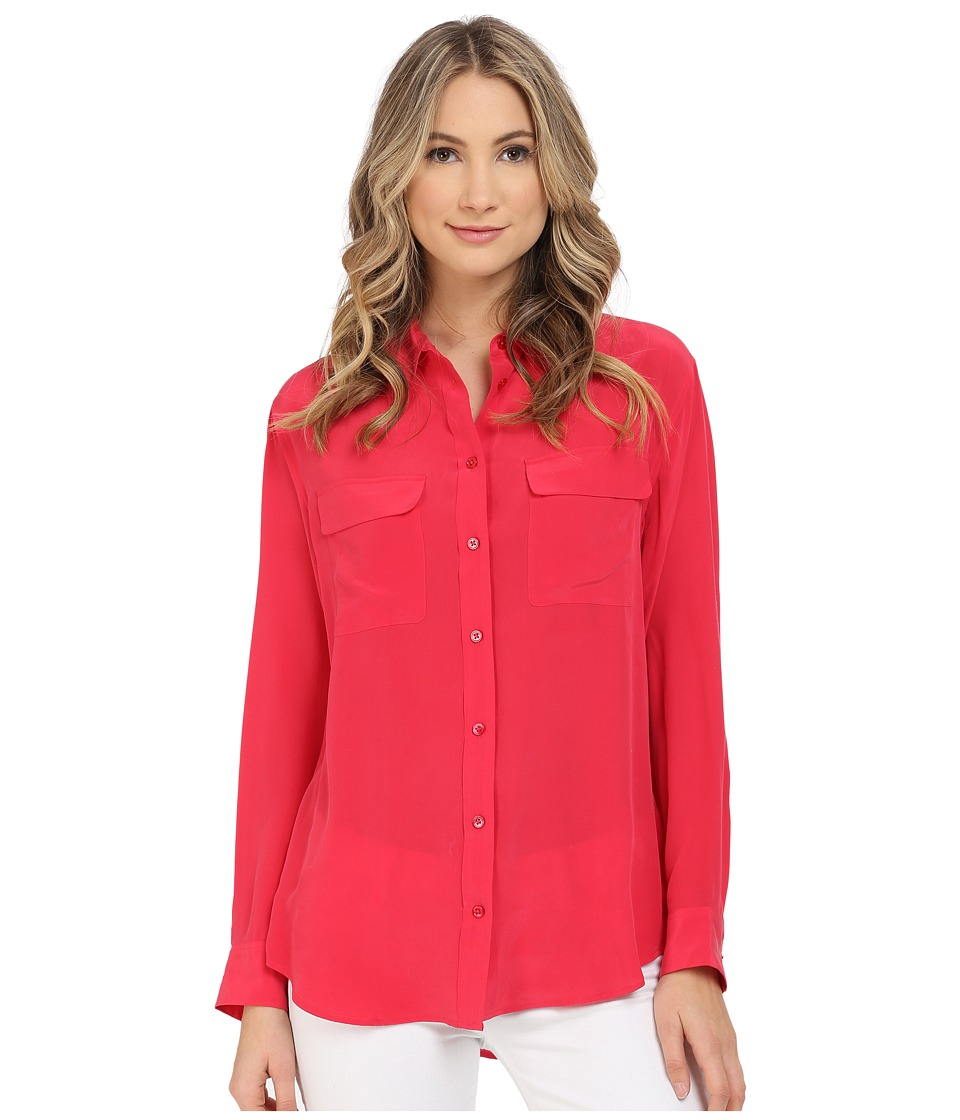 EQUIPMENT - Signature Blouse (Rosetta) Women's Blouse