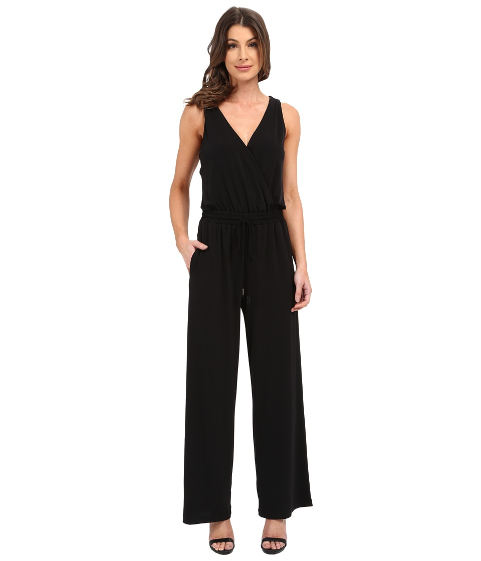 CATHERINE Catherine Malandrino - Baz Jumpsuit (Black) Women's Jumpsuit & Rompers One Piece