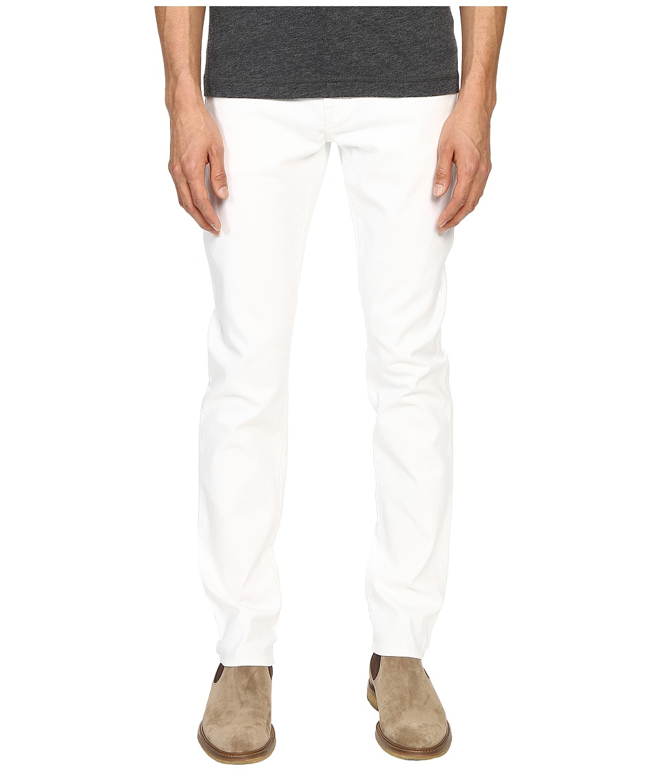 Vince - Stretch Optic 718 Jeans (Optic White) Men's Jeans