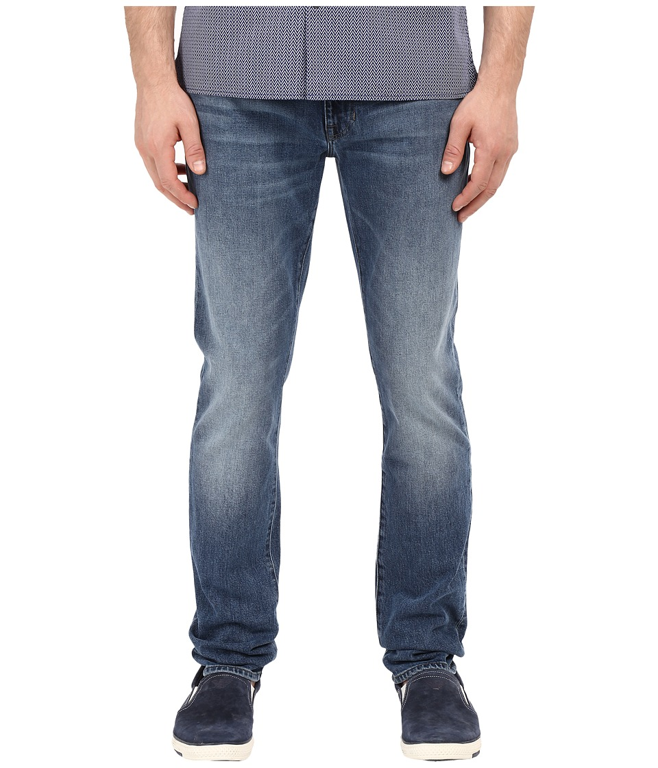 Vince - Stretch Light Vintage 718 Jeans (Greenpoint Ave) Men's Jeans