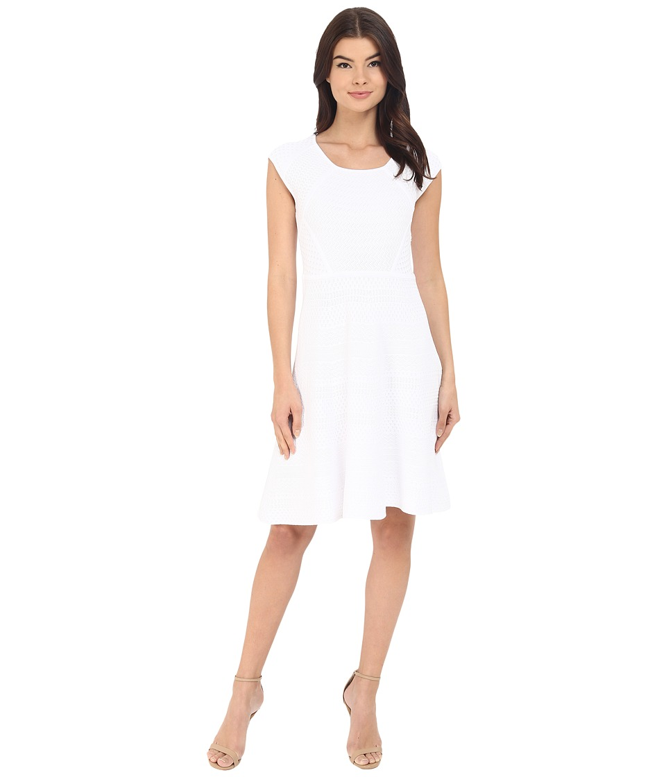 CATHERINE Catherine Malandrino - Valera Dress (White) Women's Dress