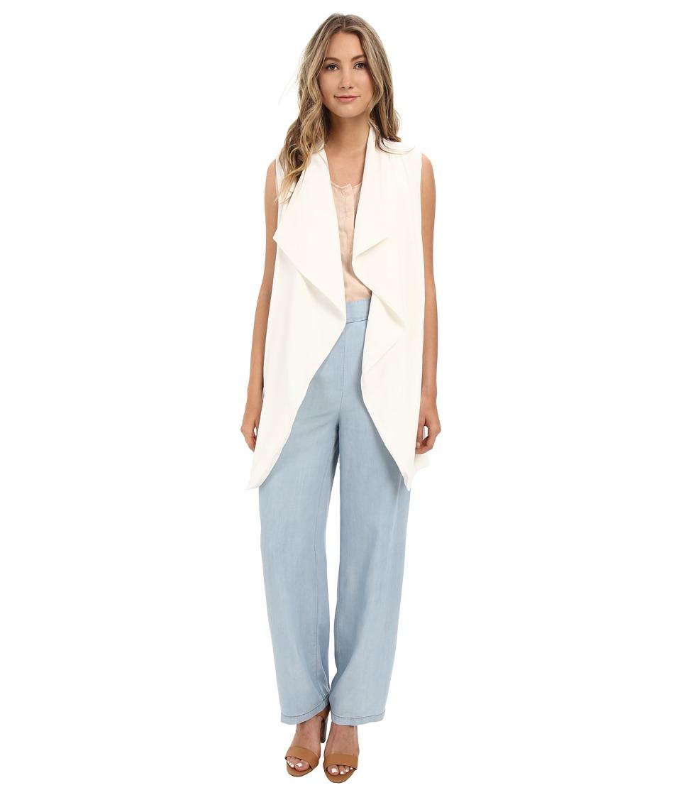 CATHERINE Catherine Malandrino - Quindon Vest (White) Women's Vest