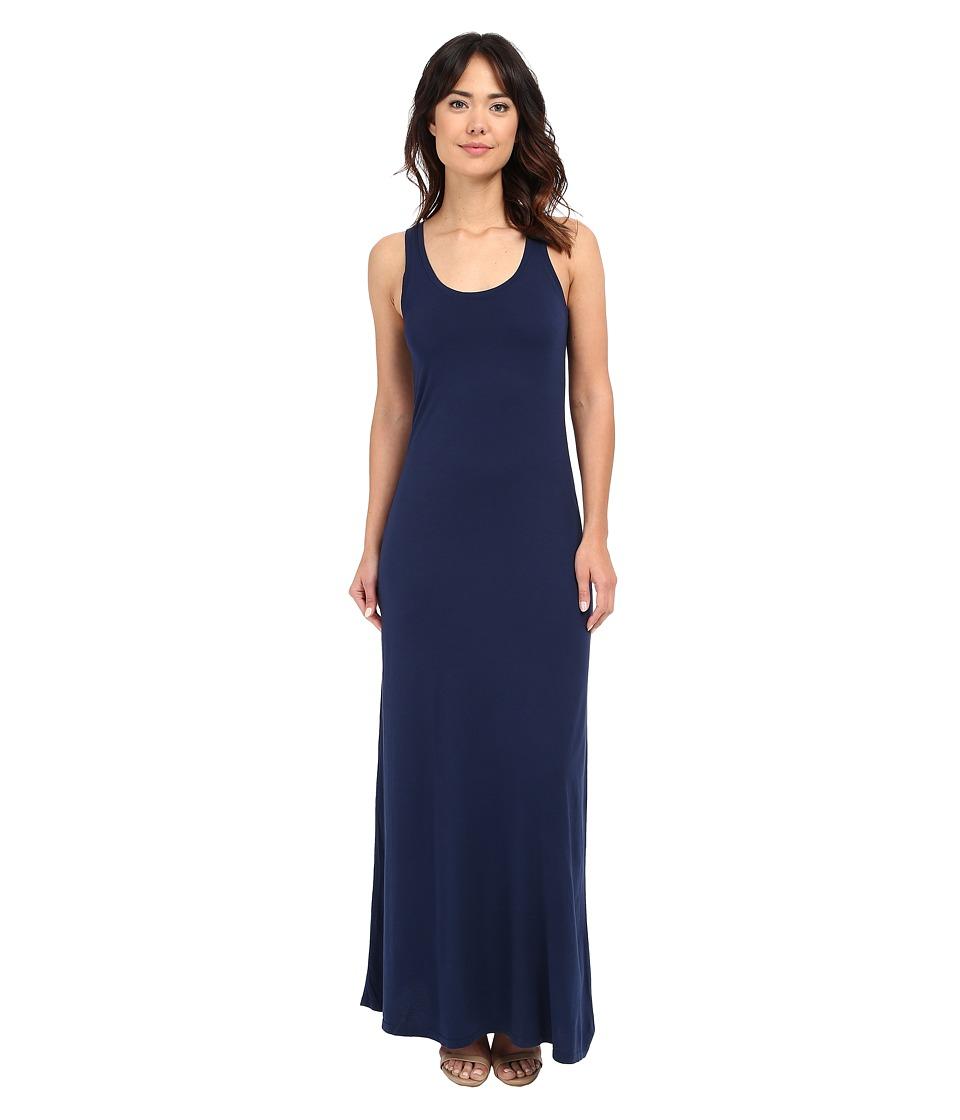 Michael Stars Tank Maxi Dress (Nocturnal) Women