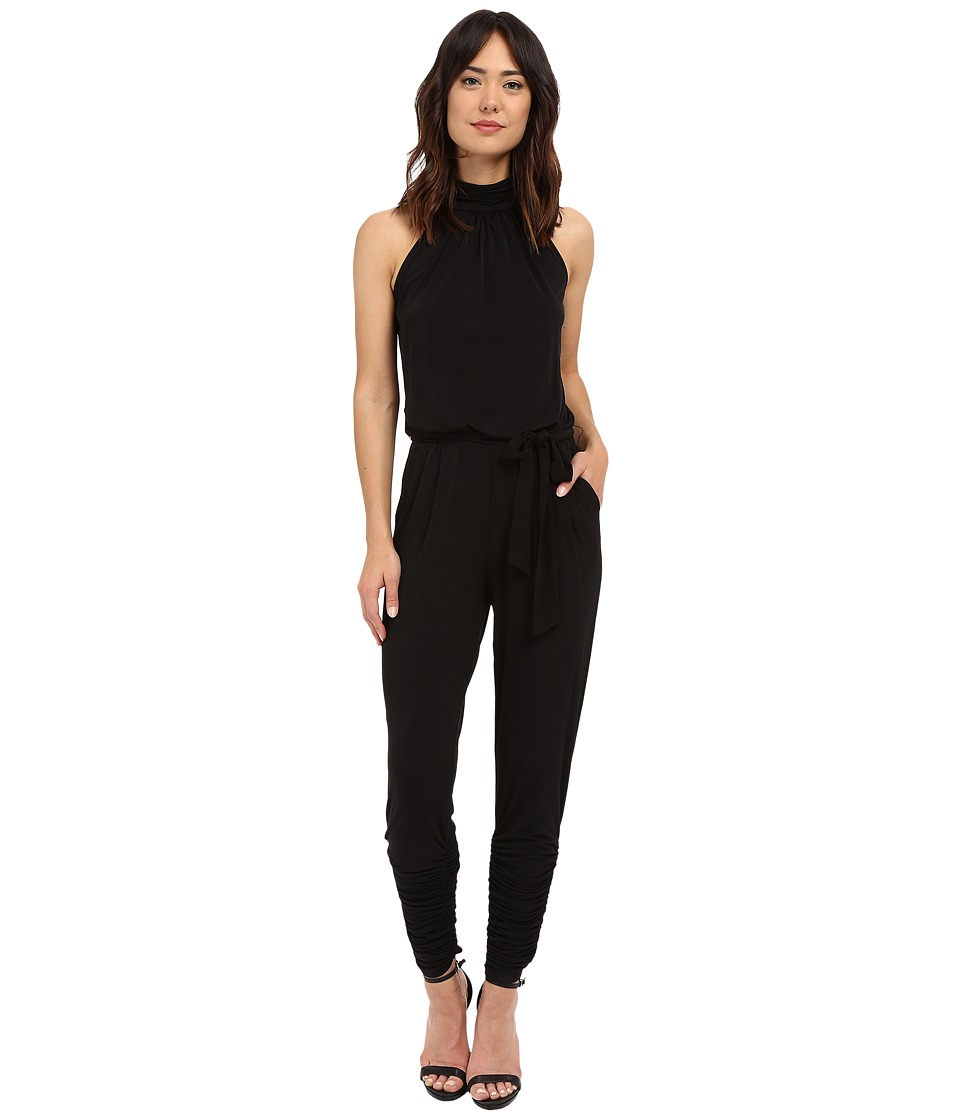CATHERINE Catherine Malandrino - Edie Jumpsuit (Black) Women's Jumpsuit & Rompers One Piece