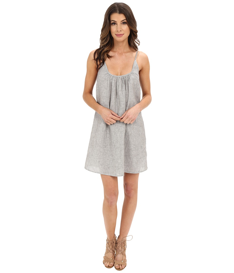Joie - Jorell Dress (Caviar/Porcelain) Women's Dress