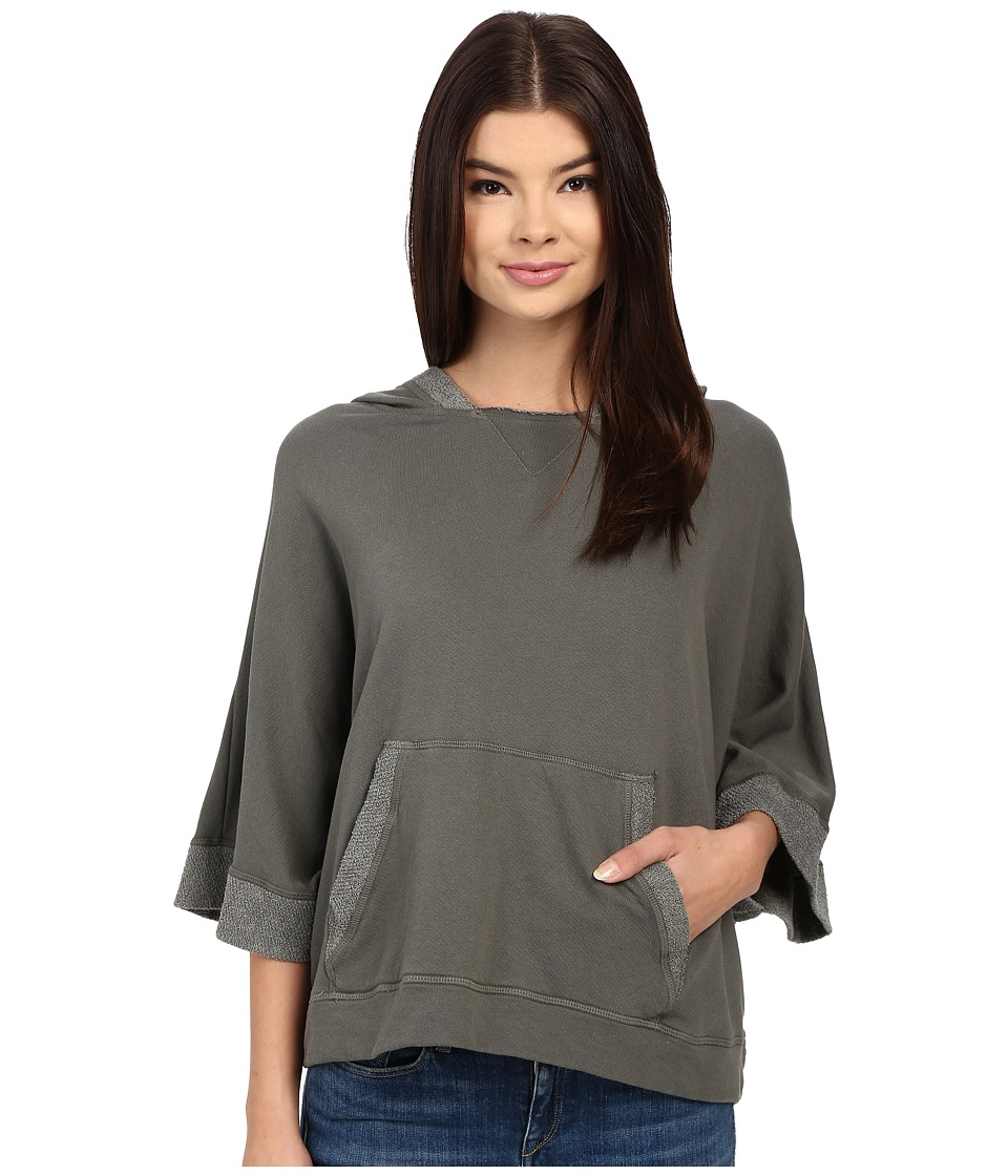 Joie - Kory Top (Fatigue) Women's Clothing
