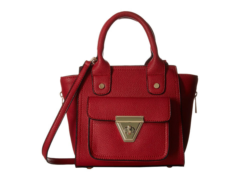 Gabriella Rocha - Fiona Purse with Front Pocket (Red) Satchel Handbags
