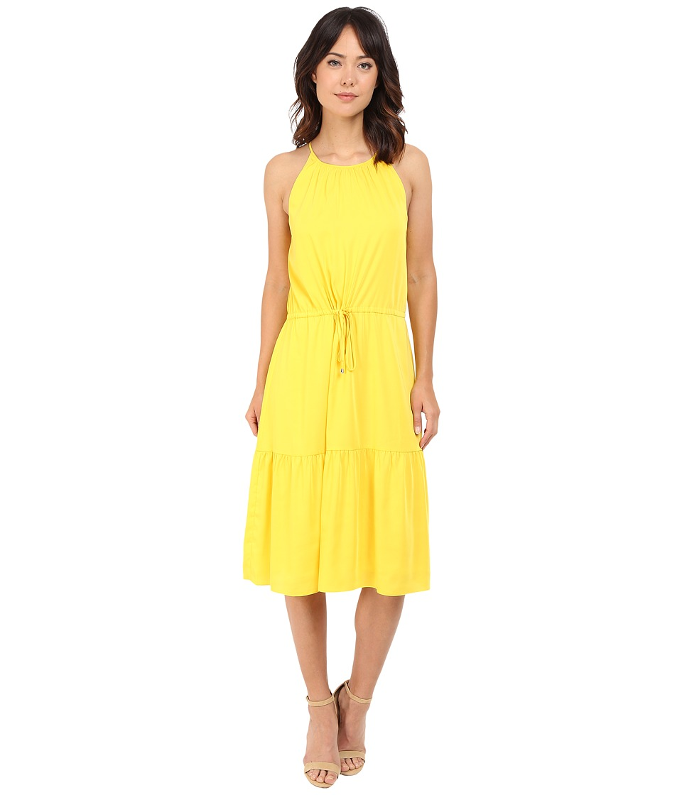 CATHERINE Catherine Malandrino - Devon Dress (Yellow Ray) Women's Dress
