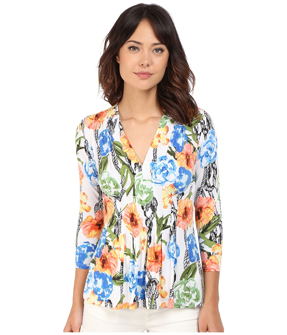 CATHERINE Catherine Malandrino - Rea Top (Rope Floral) Women's Blouse