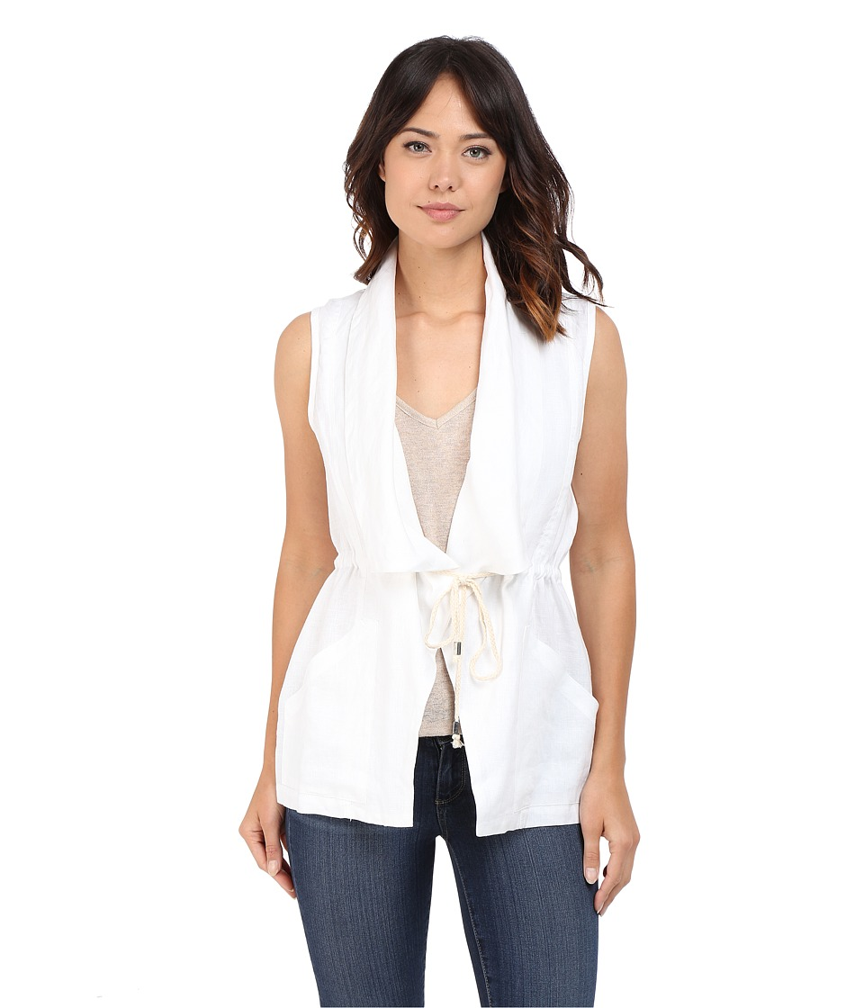 CATHERINE Catherine Malandrino - Alda Vest (White) Women's Vest