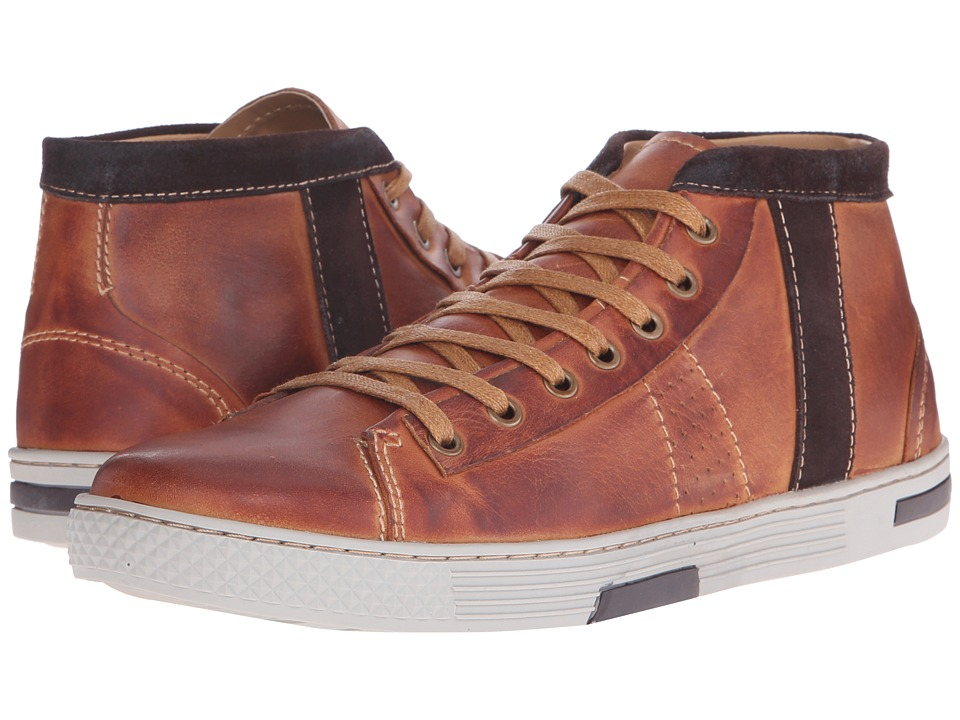 Steve Madden - Informer (Tan Leather) Men