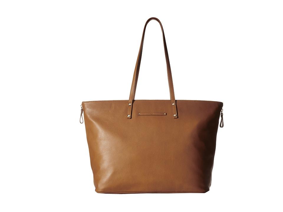 UGG - Jenna Tote (Saddle) Tote Handbags