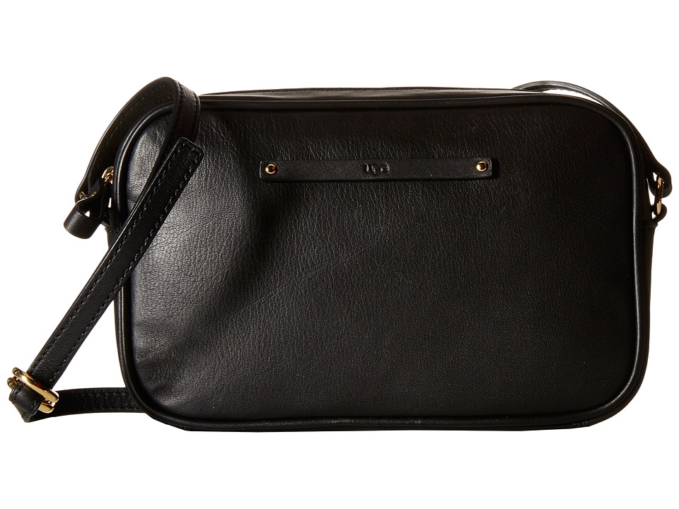 UGG - Jenna Crossbody (Black) Cross Body Handbags