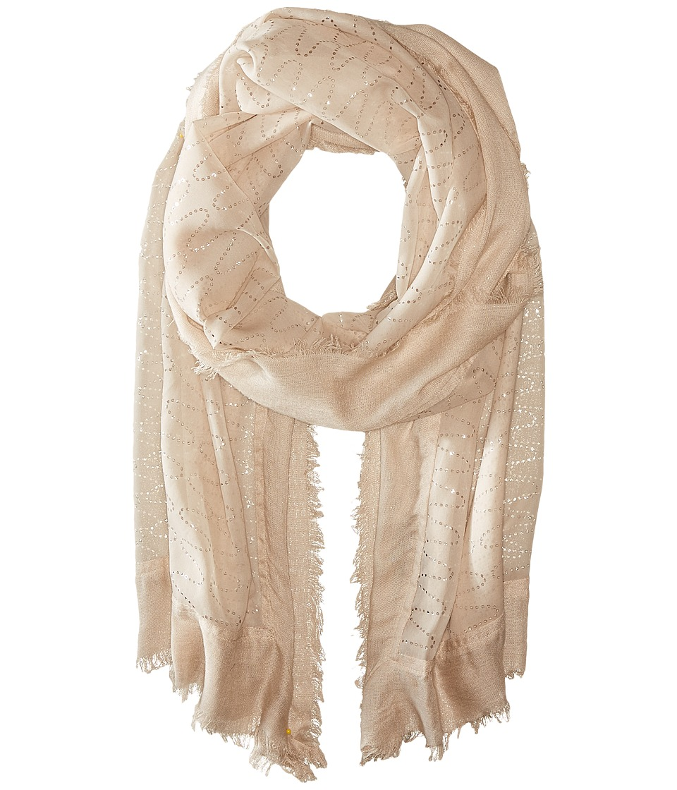 Vince Camuto - Waves Wrap (Rainy Day) Scarves