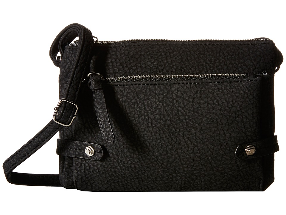 Gabriella Rocha - Dria Triple Compartment Crossbody (Black) Cross Body Handbags