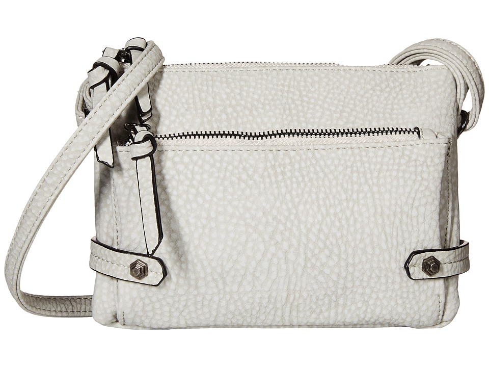 Gabriella Rocha - Dria Triple Compartment Crossbody (Grey) Cross Body Handbags