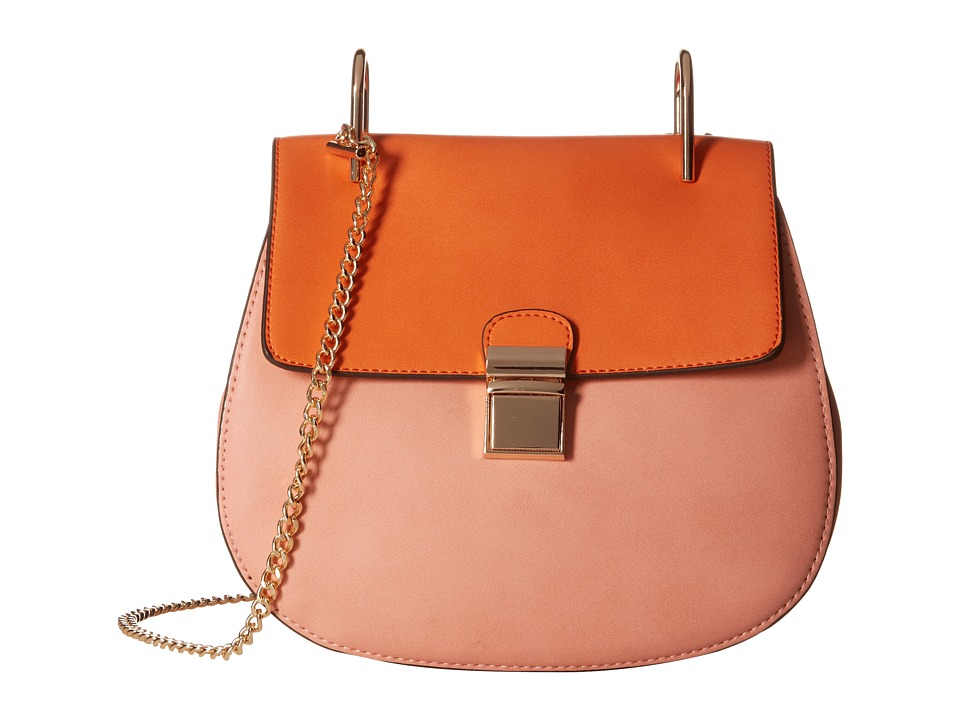 Gabriella Rocha - Idette Crossbody Purse (Pink/Orange) Cross Body Handbags