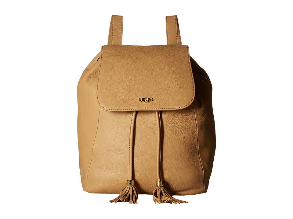 UGG - Rae Backpack (Tawny) Backpack Bags