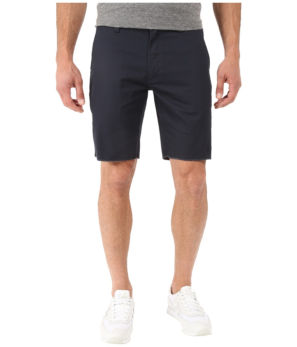 Brixton - Toil II Short (Navy) Men's Shorts
