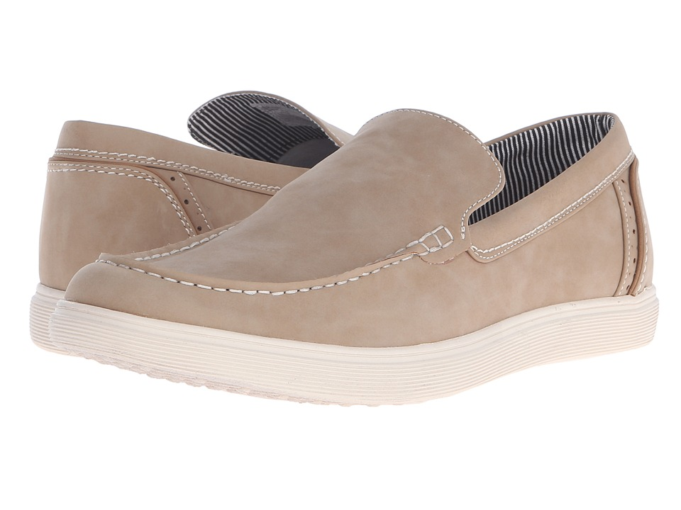 Steve Madden Rumir Stone Nubuck Mens Slip on  Shoes