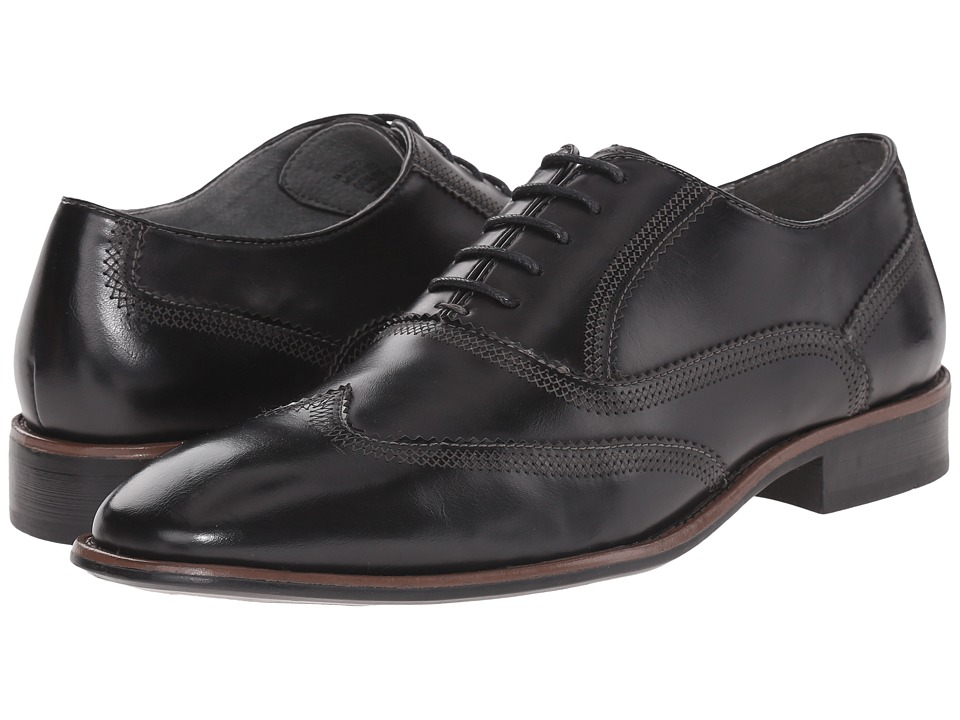 Steve Madden - Viseo (Black) Men