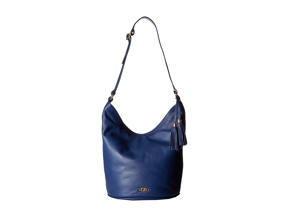 UGG - Rae Hobo (Racing Stripe Blue) Hobo Handbags